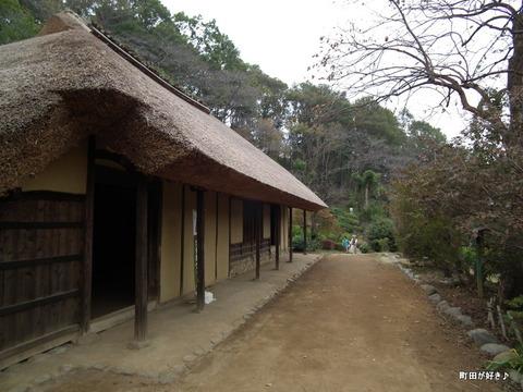 20111105097旧永井家住宅@薬師池公園