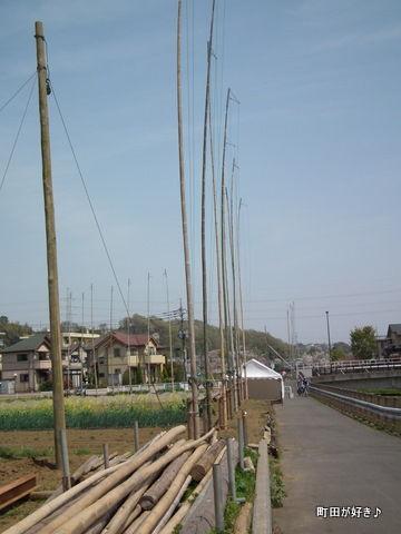 20110416088鶴見川・泳げ鯉のぼり