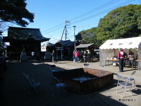 2010010109金森杉山神社元日