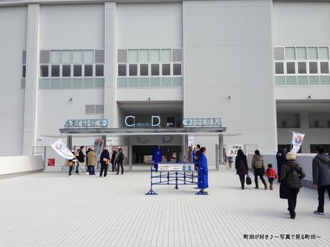 20130303027新装開店の町田市立陸上競技場