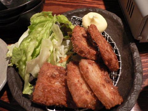 2009011028.jpg ぶたまる本舗 町田店 豚の唐揚げ