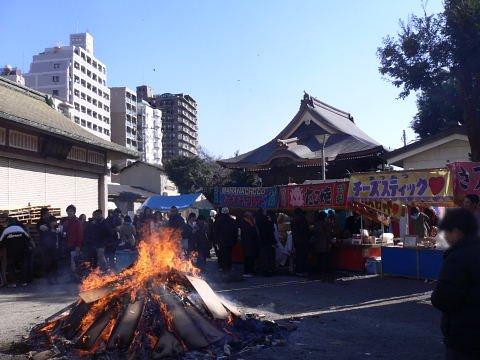 2009010124.jpg 町田天満宮の初詣