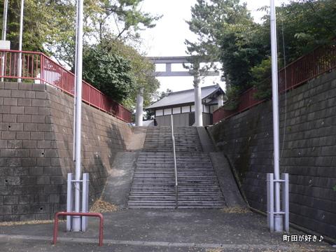 2009110149 鶴間熊野神社七五三御祈祷