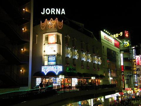 2008112923.jpg 町田ジョルナ クリスマスイルミネーション