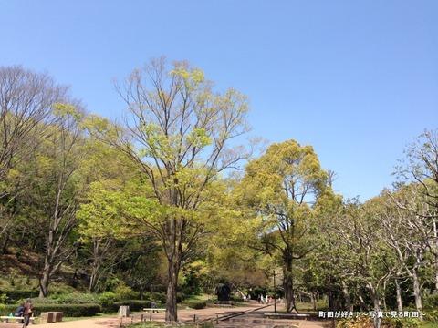 2013041306さわやかな緑に囲まれる国際版画美術館