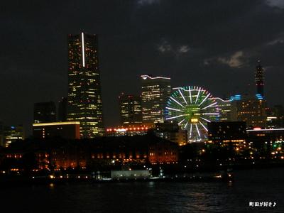 2009100385 みなとみらいと夜景