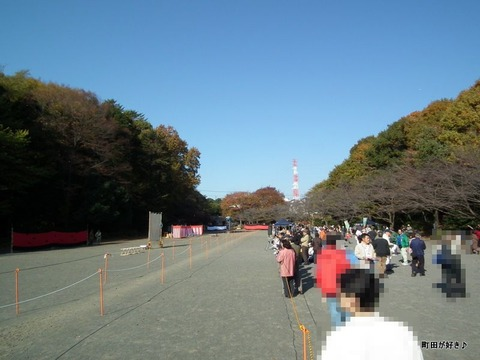 20101128071町田時代祭り・流鏑馬