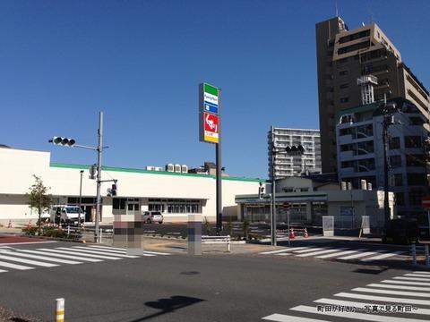 2013101315ファミリーマート サンズ原町田三丁目店 オープン予定