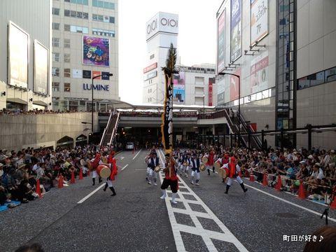 2012090916フェスタまちだ2012・町田エイサー祭り