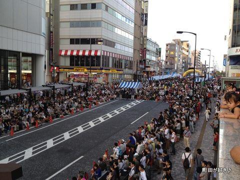 2012090921フェスタまちだ2012・町田エイサー祭り