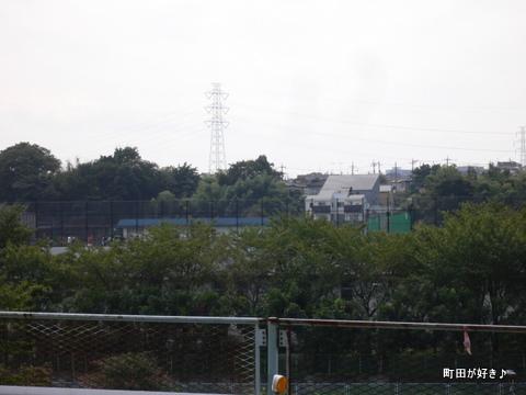 2009091309 屋上 テニス 成瀬クリーンセンター