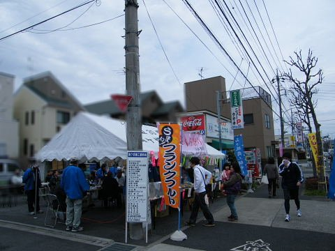 2009032848.jpg 恩田川さくら祭り 高瀬橋会場