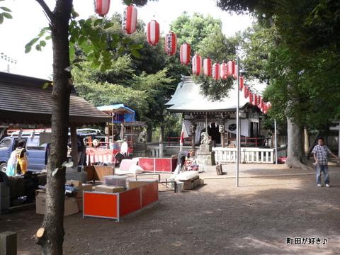 2009092326 森野住吉神社例大祭