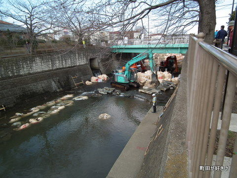 2012021104高瀬橋@恩田川