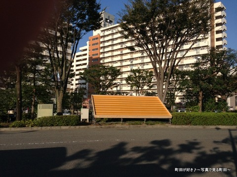 2013092101ナニができるの?@成瀬駅北口広場