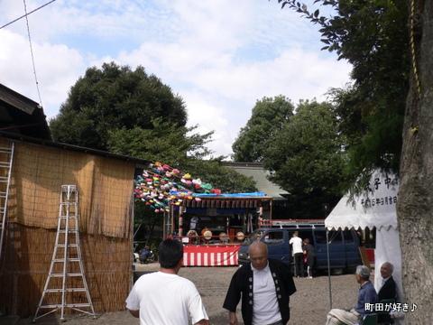 2009092325 森野住吉神社例大祭