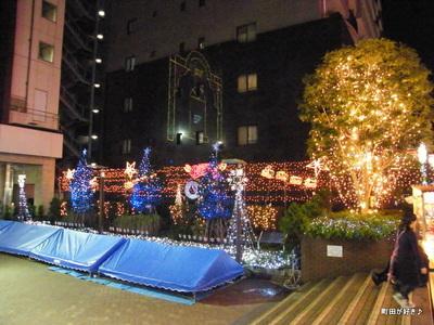 2009112121ぽっぽ町田クリスマスイルミネーション