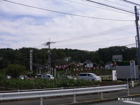 2009091302 成瀬杉山神社 秋祭り