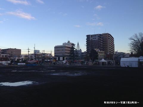 2013122104芝生広場予定地クリスマスイベント(12/21)