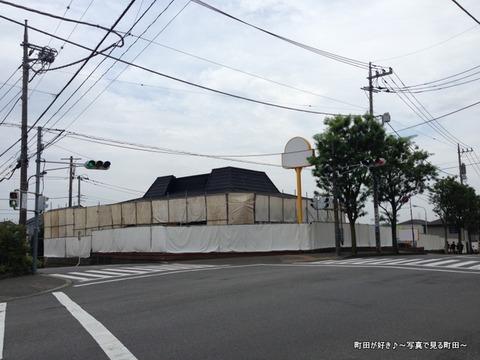 2014071314閉店した回転寿司店