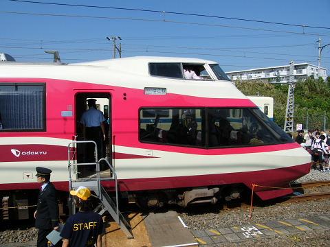 20081018067.jpg ロマンスカー HiSE