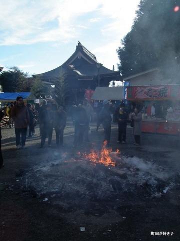2011010218町田天満宮初詣