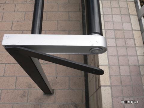 2009092333 カリヨン広場 サポートベンチ