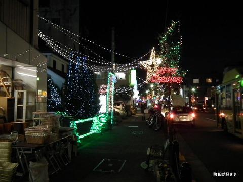 20101225034玉川学園クリスマスツリー