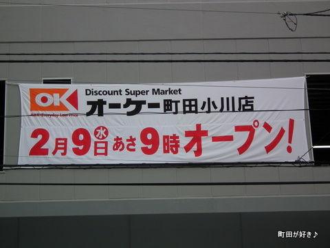 20110205082オーケー町田小川店