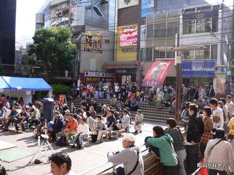 2009101049 学生プロレス@ぽっぽ町田