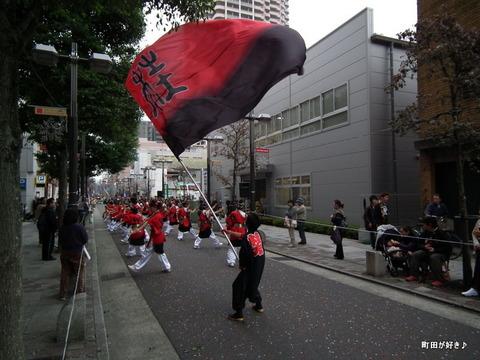 201011141072010町田夢舞生ッスイ祭