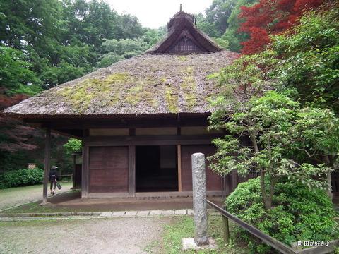 2011060551薬師池公園・旧荻野家