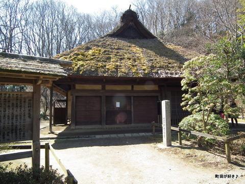 20110313022薬師池公園・旧荻野家