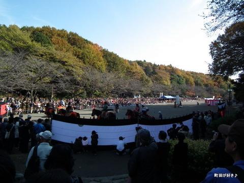 20101128201町田時代祭り・流鏑馬