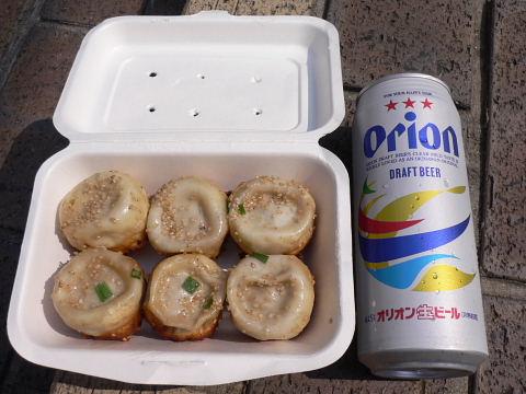 2008091320.jpg 生煎饅頭屋の上海名物 焼き小龍包