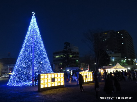 2013122168芝生広場予定地クリスマスイベント(12/21)