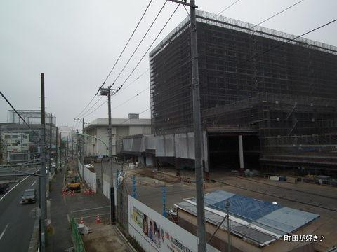 2011062620町田市役所・新庁舎建設現場