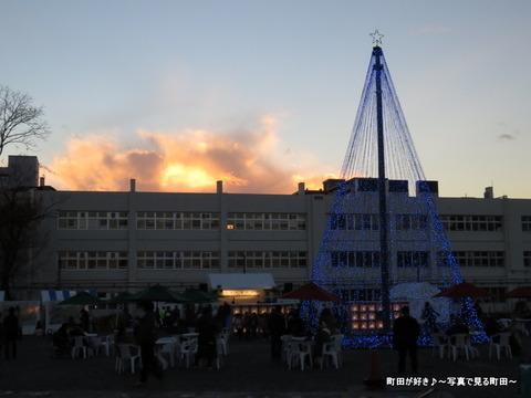2013122125芝生広場予定地クリスマスイベント(12/21)