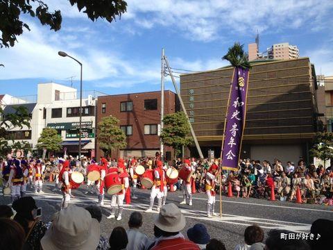 2012090904フェスタまちだ2012・町田エイサー祭り