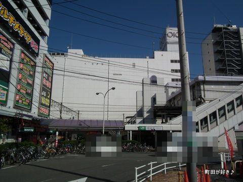 20101106001JR町田駅南口