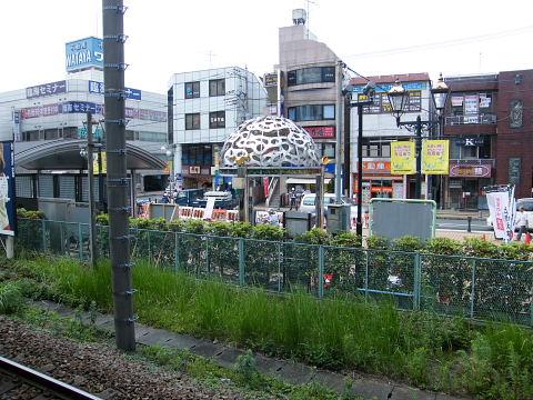 20090704014.jpg JR横浜線南口前工事中