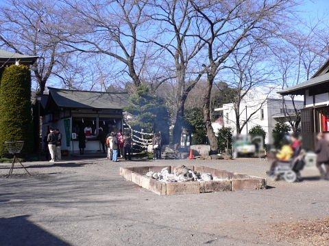 2009010120.jpg 高ヶ坂熊野神社の初詣