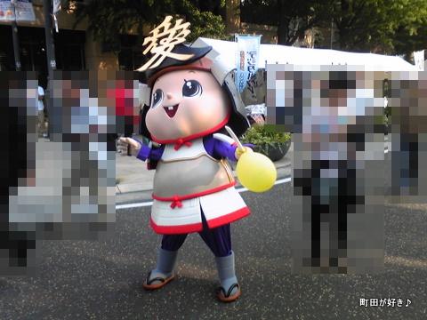 20100605204戦国武将ゆるキャラ直江兼続