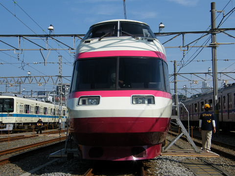 20081018078.jpg ロマンスカー HiSE