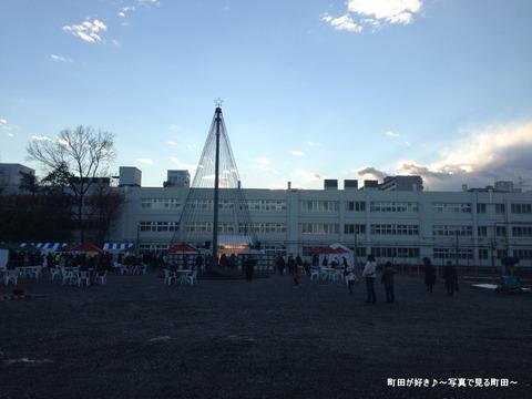 2013122106芝生広場予定地クリスマスイベント(12/21)