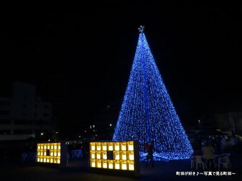 2013122182芝生広場予定地クリスマスイベント(12/21)