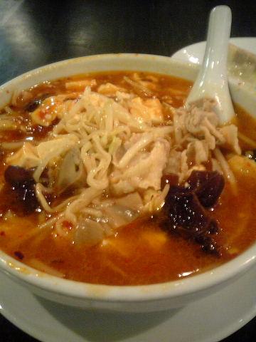 2009082273.jpg 紅虎餃子房 炎の麻婆麺(3辛)