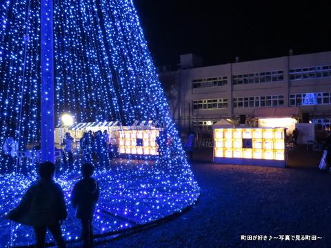 2013122178芝生広場予定地クリスマスイベント(12/21)
