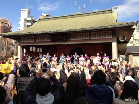 2013020324平成二十五 町田天満宮節分祭