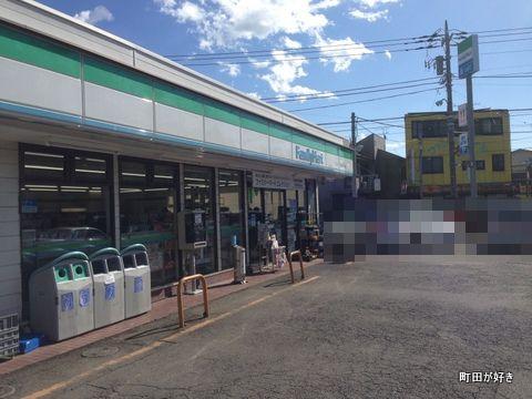 2013012615ファミリーマート町田高ヶ坂店、一時閉店